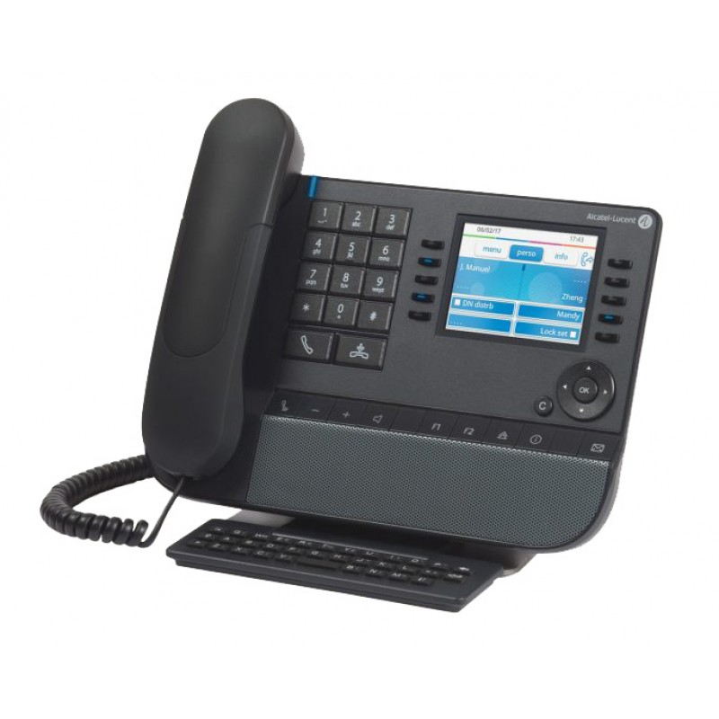 Alcatel 8058s premium IP desk phone